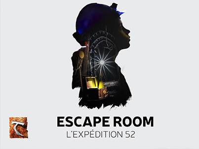 escape room menu